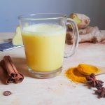 All Natural Home and Health Golden Milk Recipe
