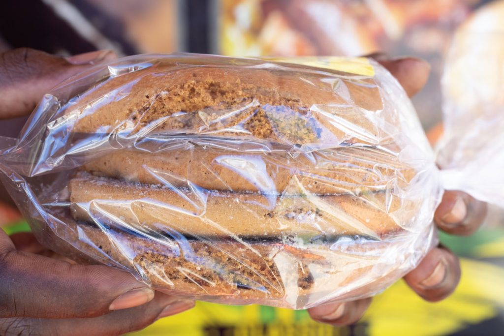 Plastic wrap for food alternatives