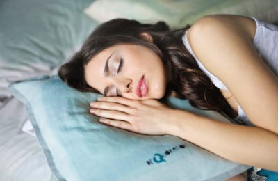 Girl Sleeping Qualilty Rest All Natural Home And Health